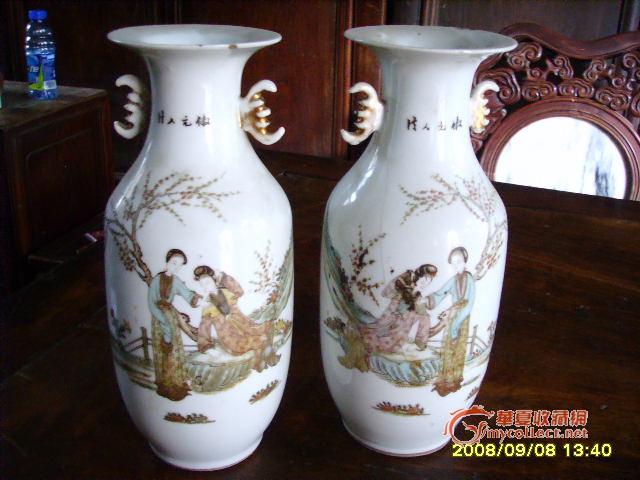 美女花瓶图1