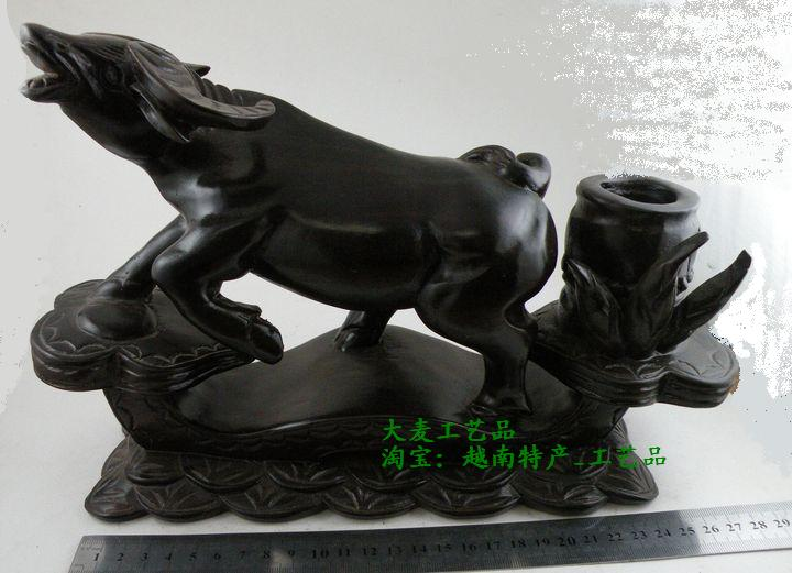 越南特产*红木工艺品*家具---笔筒