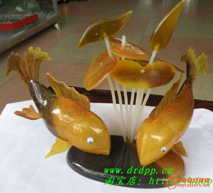 越南牛角工艺品#图3