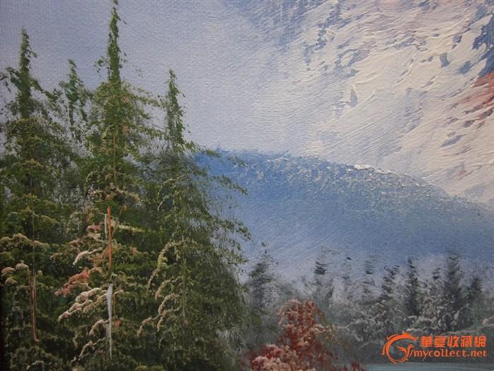 西洋山水风景油画#图2