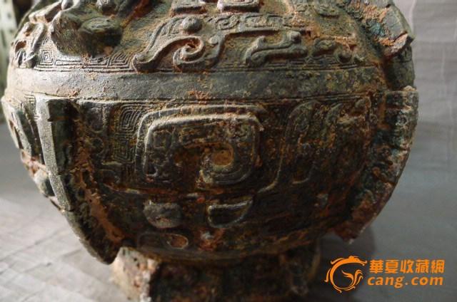 出土 青铜器图片