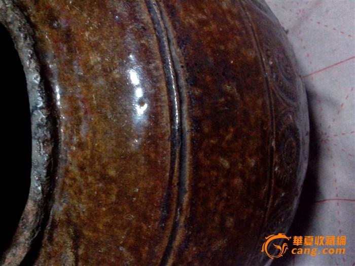 宋元时期元宝纹瓷罐_宋元时期元宝纹瓷罐价格