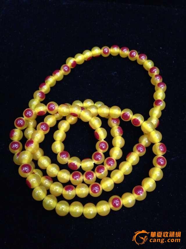 [2013-11-16] 商品名称:          编号:sd951526 鹤顶红珠子项链