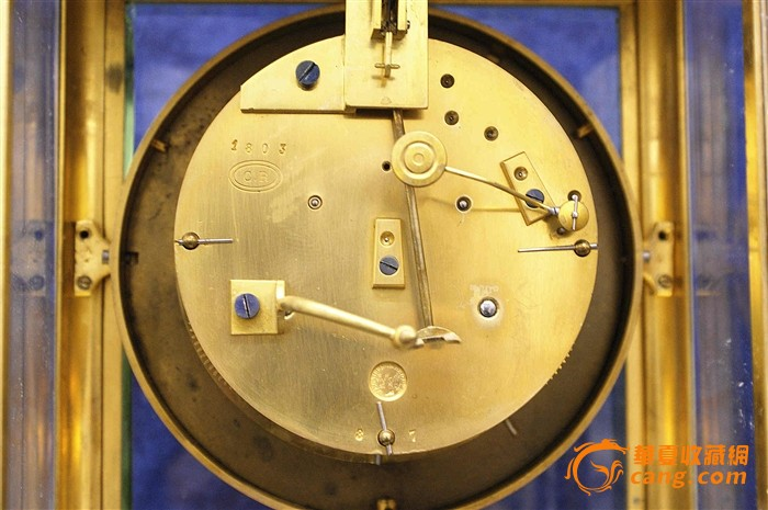 钟表盘手工制作大全图片