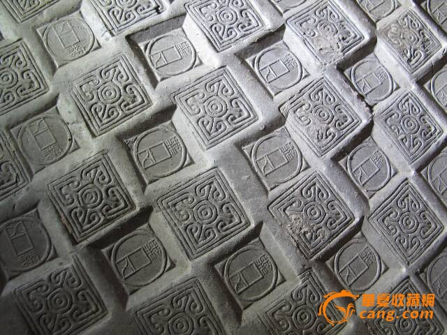 汉朝青砖墓结构图