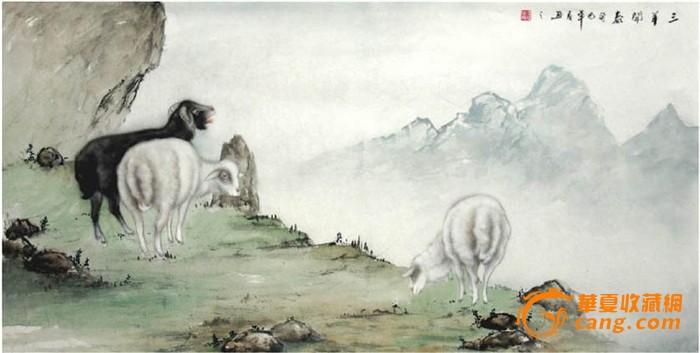 杜陈静·四尺工笔动物画图4