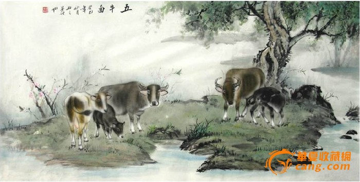 杜陈静·四尺工笔动物画图8