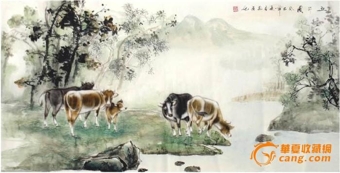 杜陈静·四尺工笔动物画图9