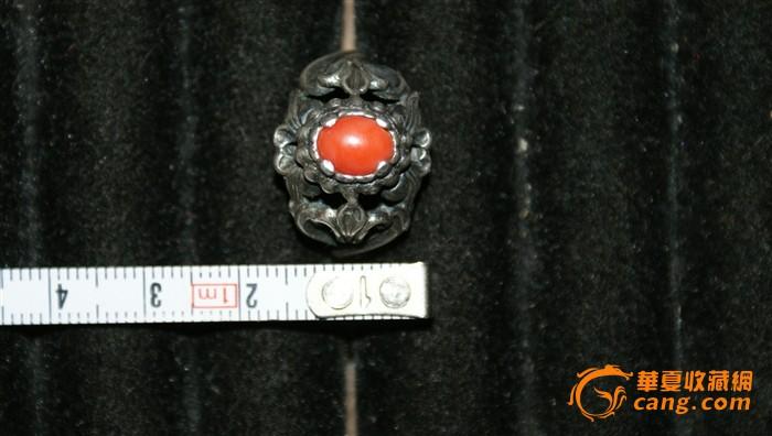 4722 红珊瑚戒指图6