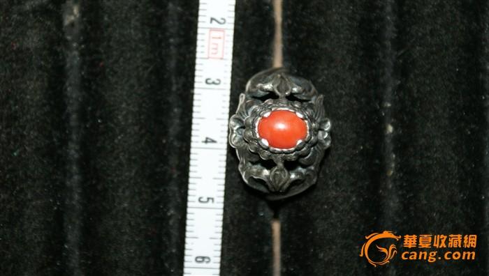 4722 红珊瑚戒指图7