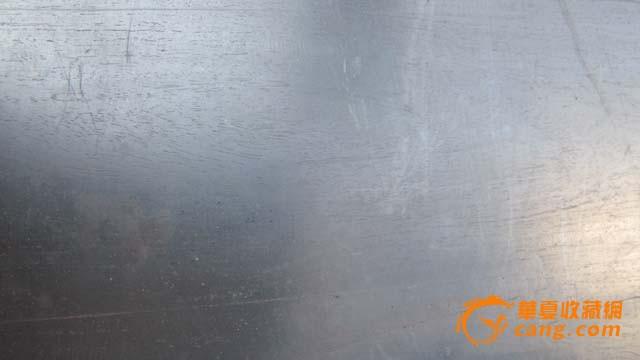 家具 描述: 品名:清代 紫檀木雕龙纹八仙桌  年代:清代  材质:紫檀木