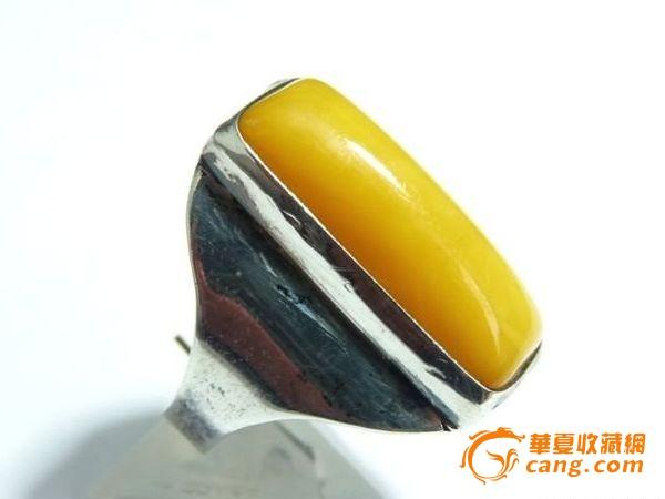 蜜蜡戒指是西方的产物