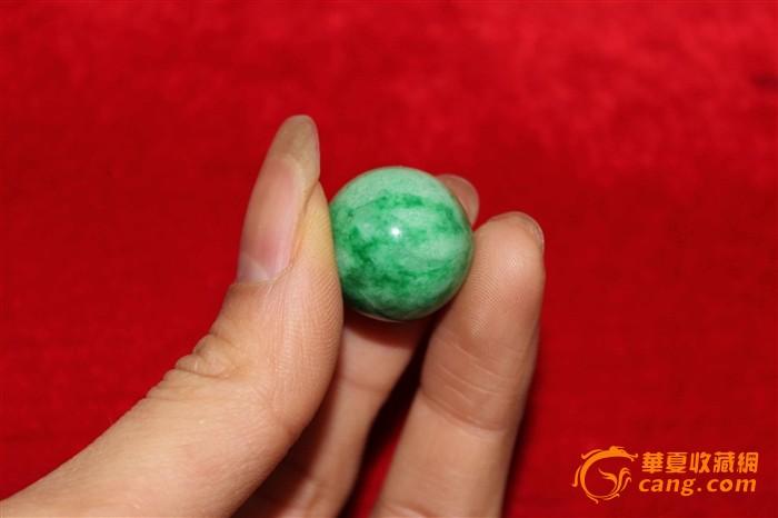 玉珠戒指的编法