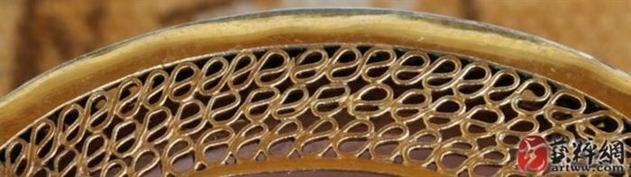 粉晶胸针图5