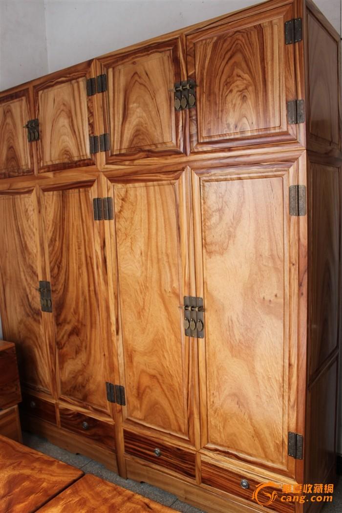 木材造柜图