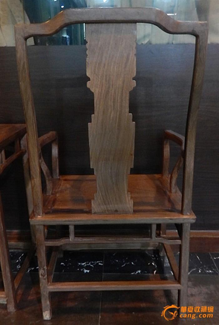 老家具 酸枝木椅子图9