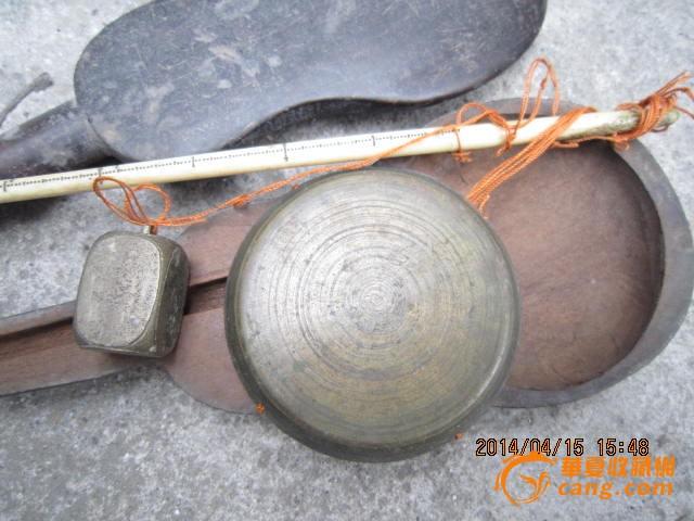 清末民国时期骨雕铜称厘戥戥子称戥子秤药秤国外怀旧