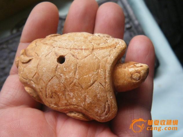 汉代玉动物出土图片