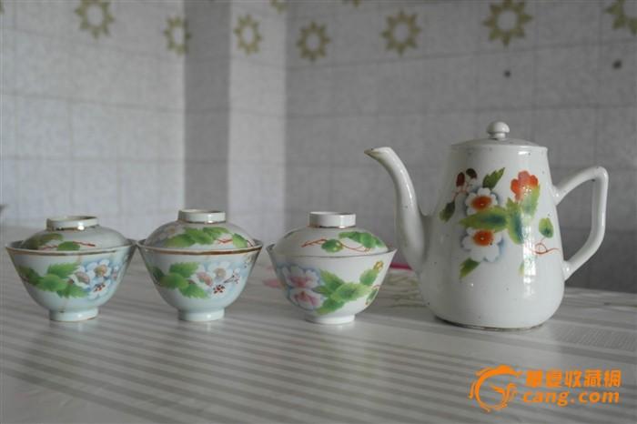 茶壶一套图1