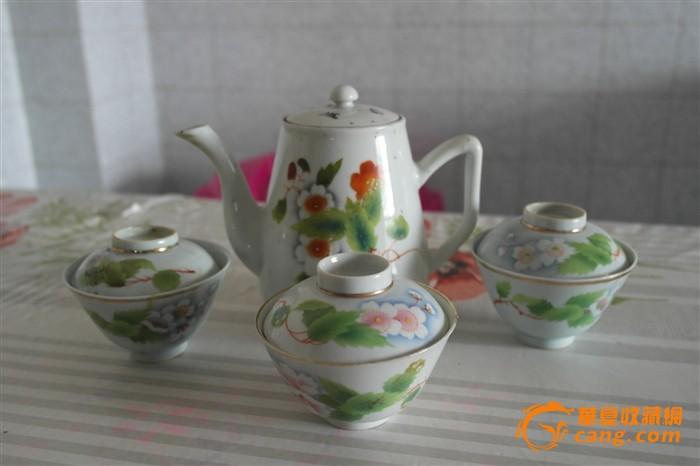 茶壶一套图3