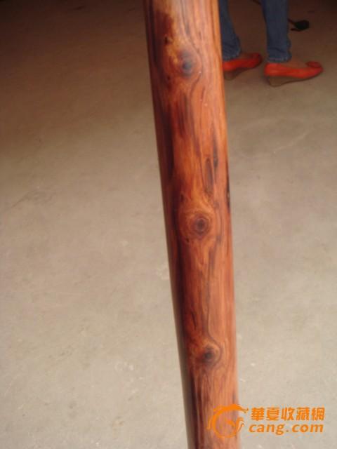 木棍缠绳的步骤图
