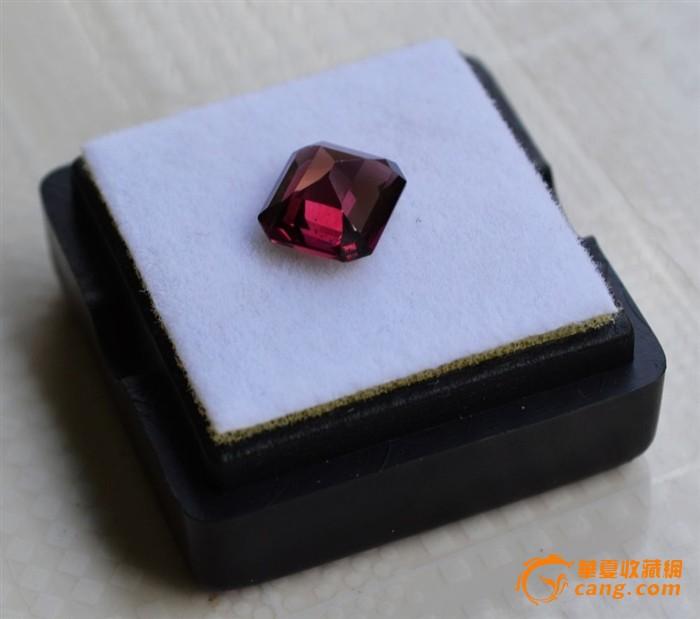 尖晶石 缅甸纯天然尖晶石2.18克拉图4