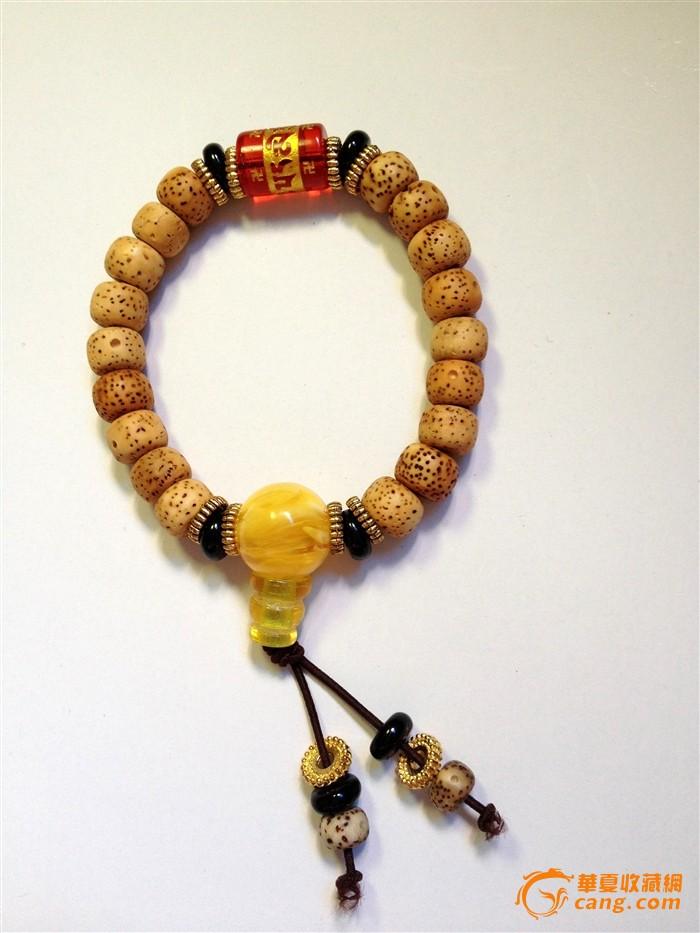 华夏古玩城 杂项 核雕 > 星月菩提佛珠念珠手串  编号:sd1199534 商品