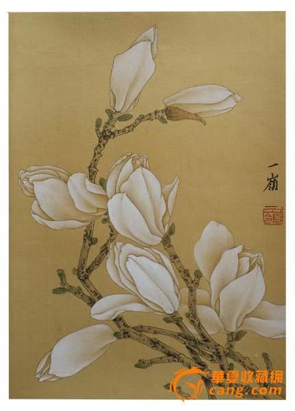 工笔花卉图片