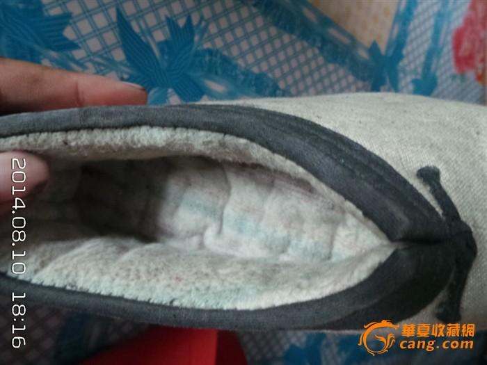 棉鞋编织动物头图纸