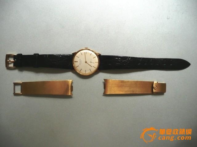 Patek Philippe 百德菲丽 18K金小三针腕錶图6