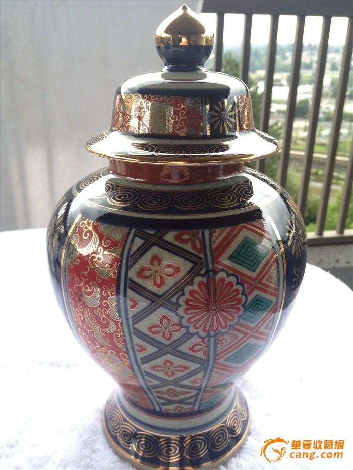 日本陶瓷瓶