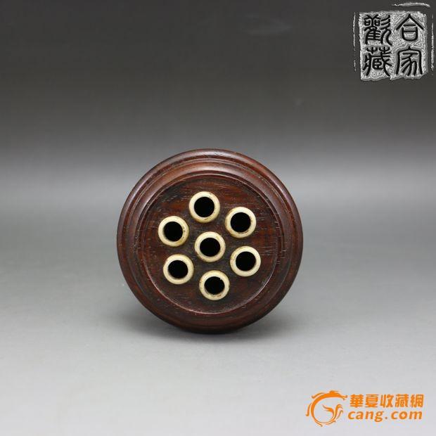 红木口 葫芦蝈蝈筒
