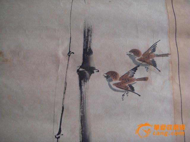 燕飞献舞手绘图
