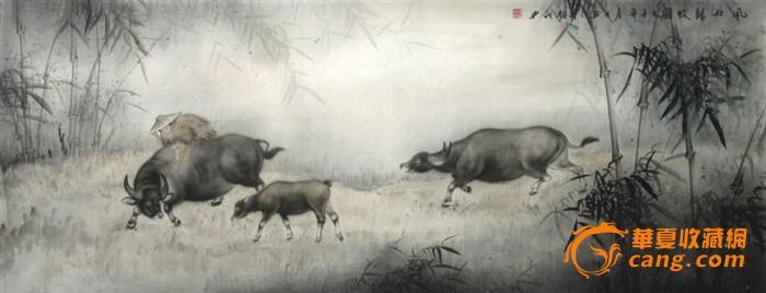 杜陈静·小六尺工笔动物画图1