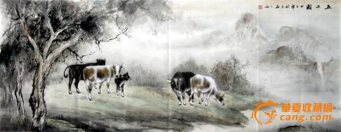 杜陈静·小六尺工笔动物画图8