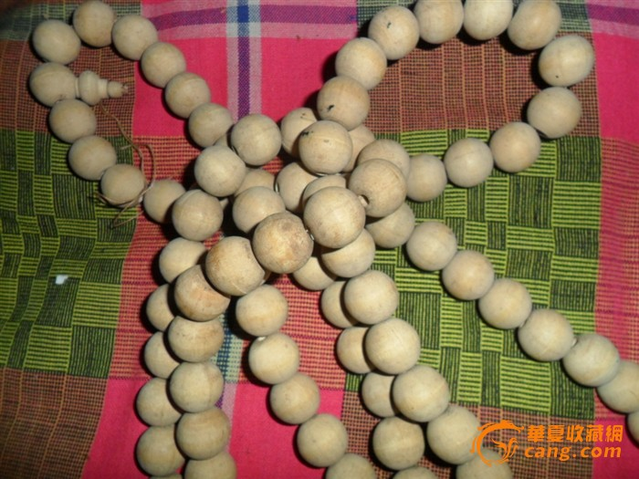 木头珠子一串图6