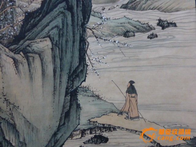 陈少梅山水作品作品_陈少梅山水价格视频人物说理人物图片