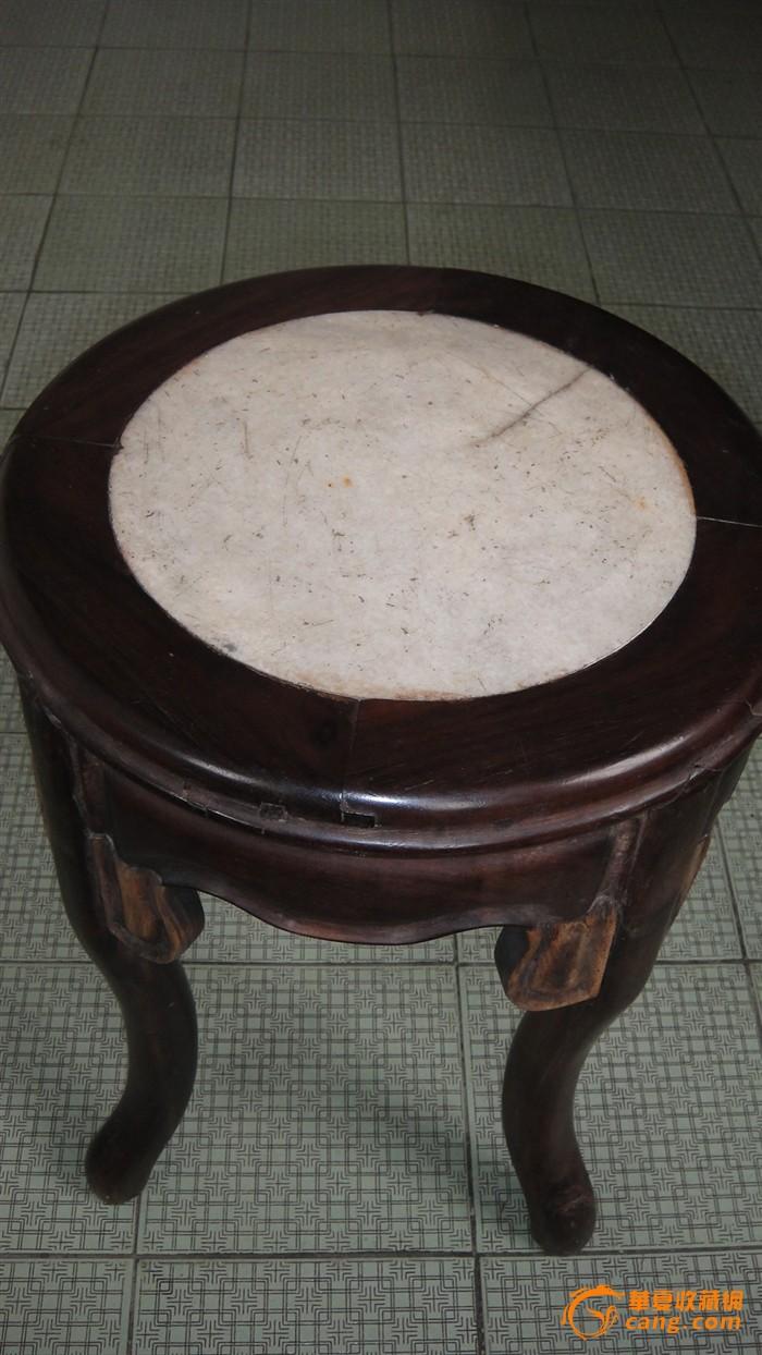 工笔画素材圆凳