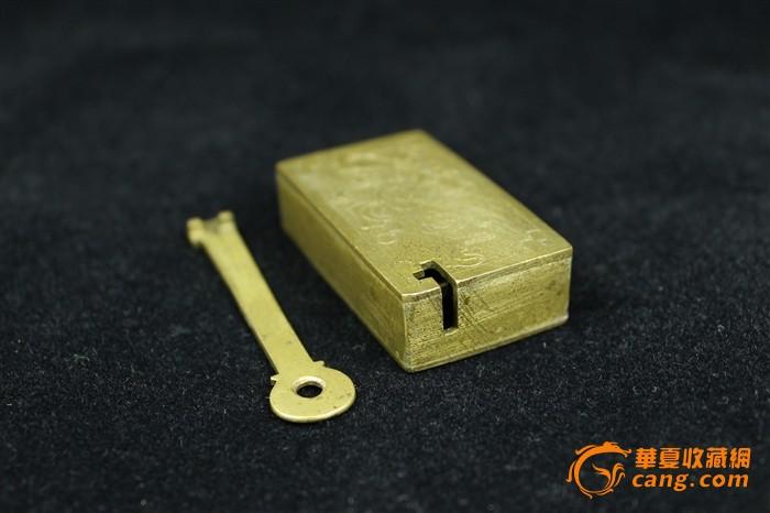 锁座机电话的盒子步骤图片