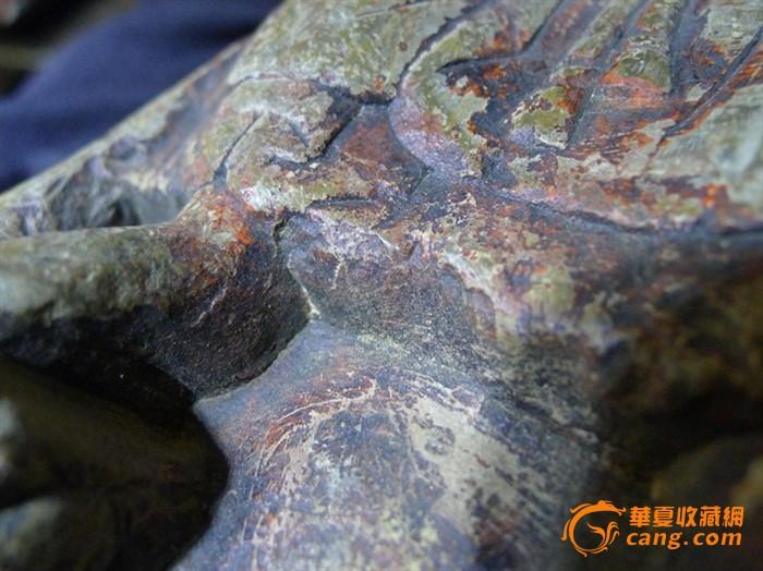 南北朝时期石雕佛造像图9