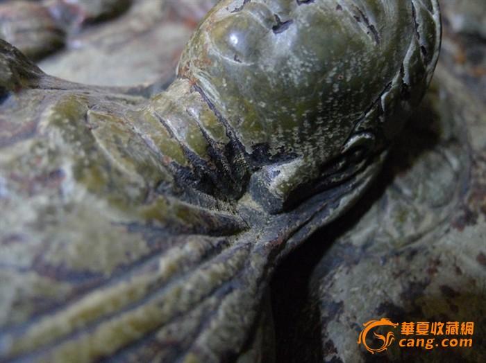 南北朝时期石雕佛造像图8