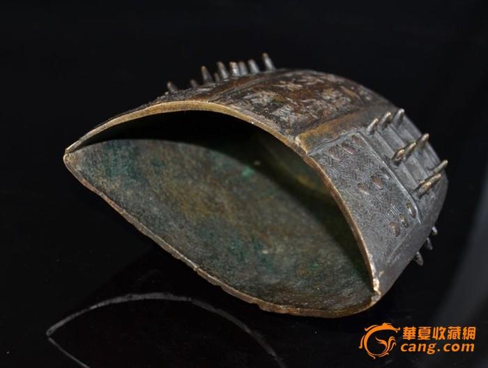 清代礼器铜编钟