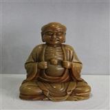 清代寿山罗汉像