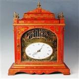 【德昌钟表】重要水法音乐中国市场座钟(约1750年)