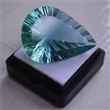 绿萤石 巴西纯天然绿萤石41.33克拉
